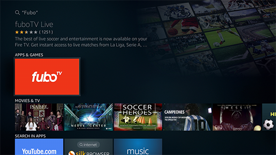 What Are The Best 5 Features of The FuboTV App?